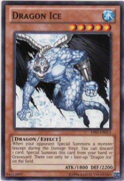 画像1: 英語版/ドラゴン・アイス(C)